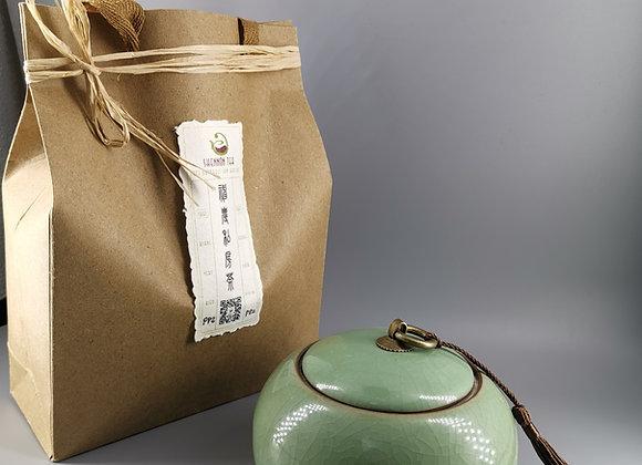 Coffret- Pot de thés en céladon