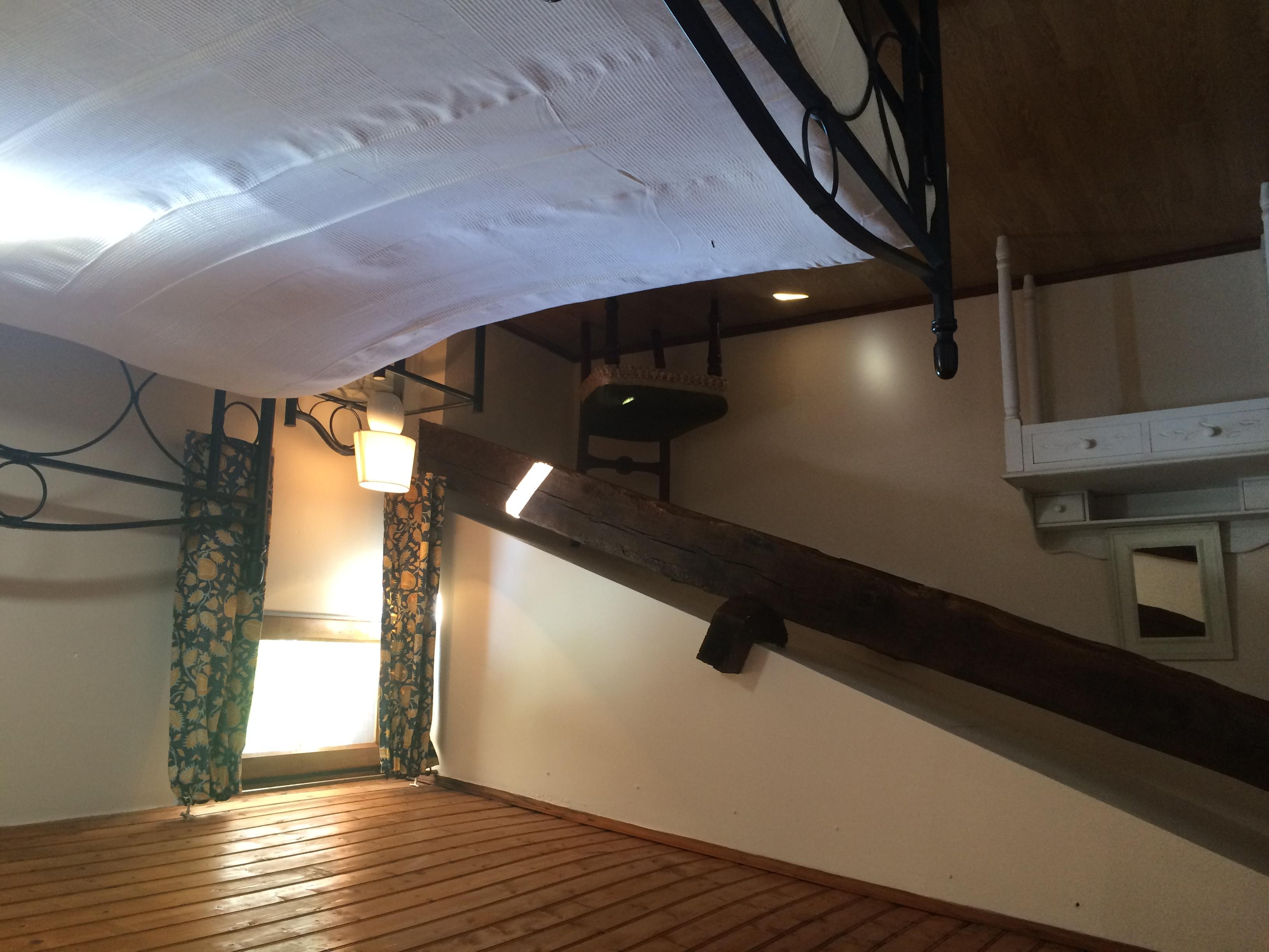 Farm first floor double bedroom