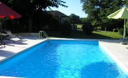 Beausoleil Garden Pool