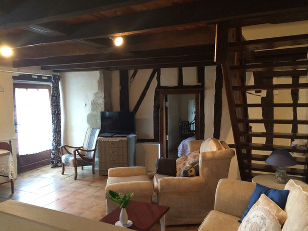 Grange living area