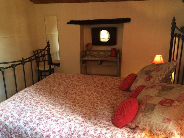 Grange ground floor double bedroom