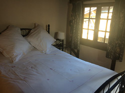 Farm first floor en-suite double bedroom