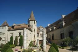 Chateau at Lauzun