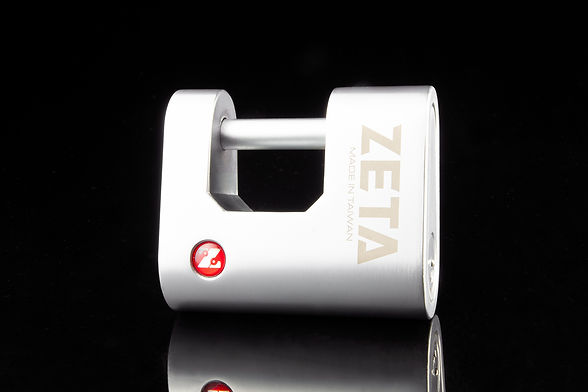 ZETA ZU75 Straight Shackle Padlock