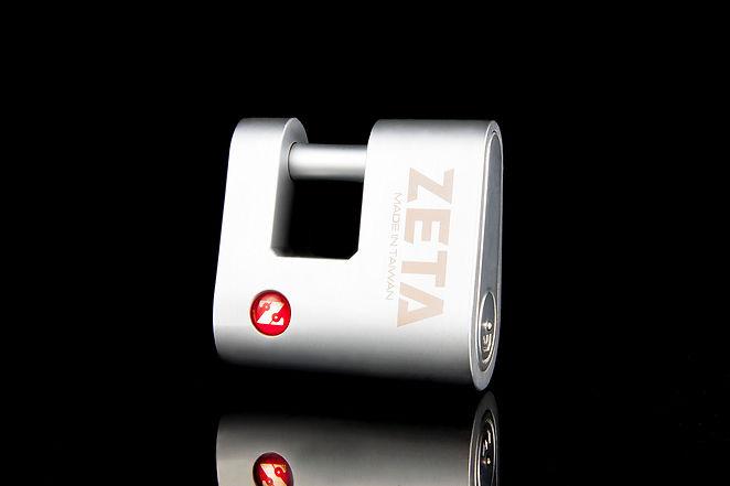 ZETA ZU62 Straight Shackle Padlock