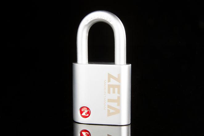 ZETA ZR55 Open Shackle Padlock