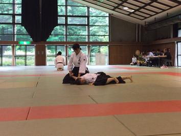 第49回関東学生合気道競技大会が行われました。