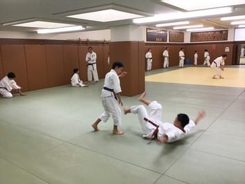 2019年9月1日昇級審査(日曜教室)
