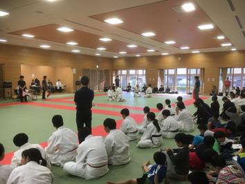 富木合気道フェスティバル2019/第8回日野合気道競技大会(日曜教室)