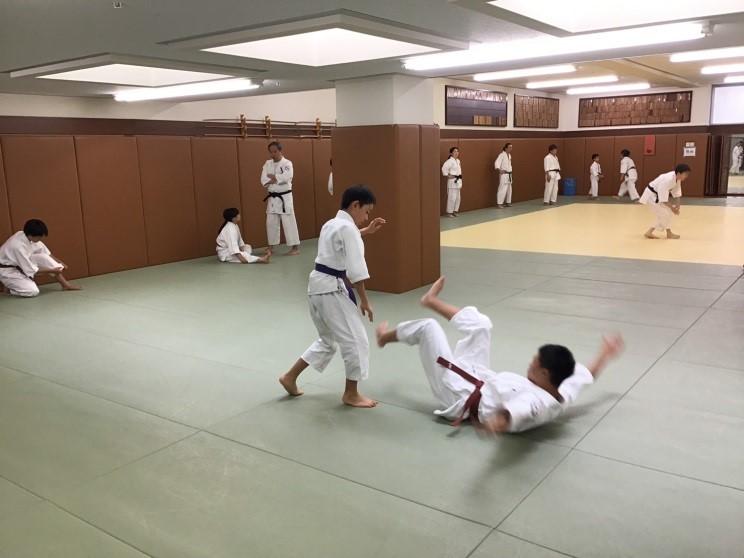 廣田昇級審査20190901 ①