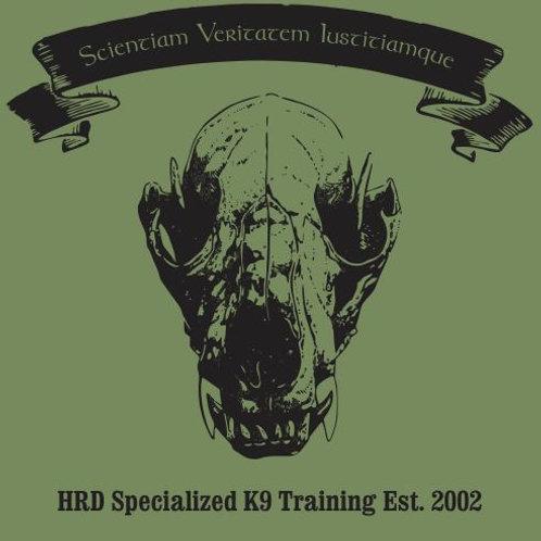 K9 Skull - T-shirt