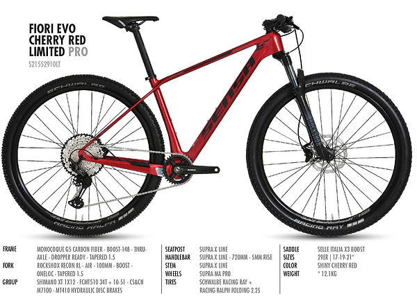 Fiori Evo cherry red limited pro.JPG