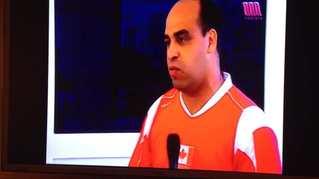Abdel k. Belbsir en direct sur M-Tunisia