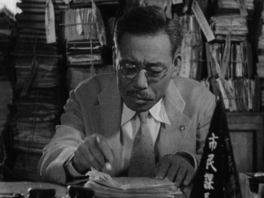 A Angústia Existencial Sartreana no Filme Viver (1952) de Akira Kurosawa