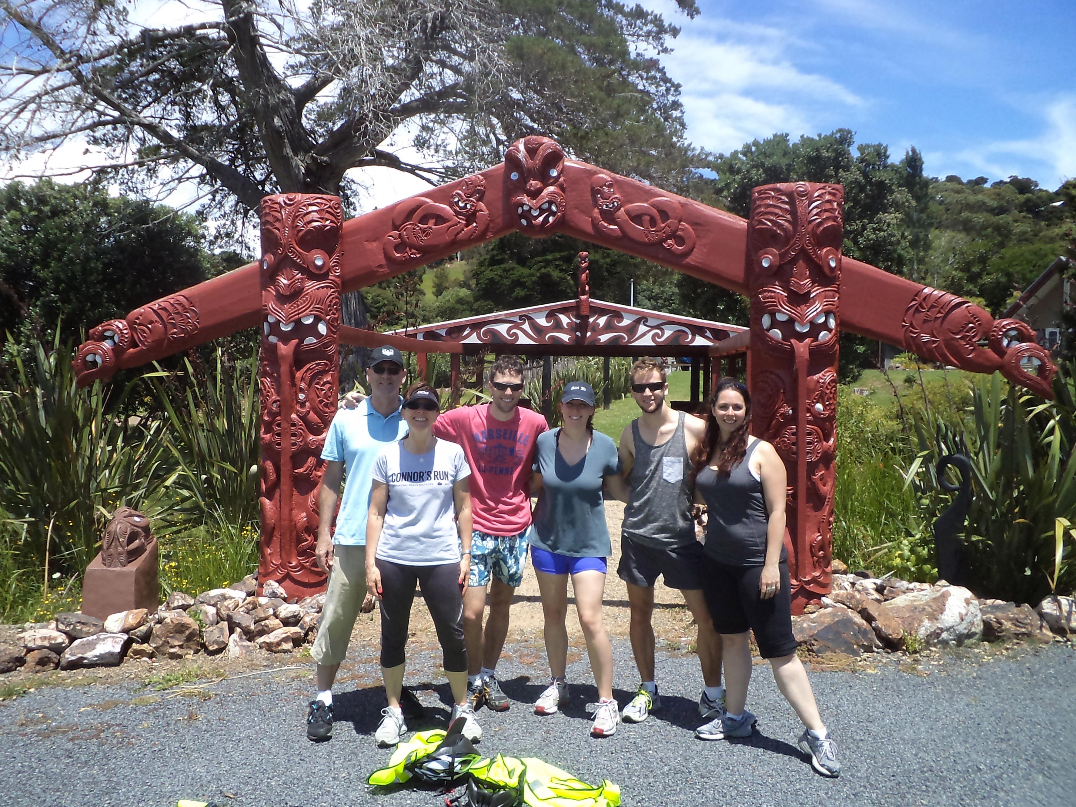 Maori Tour Waiheke Island