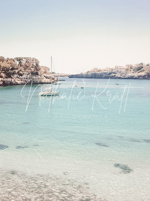 Mallorca Cala 2 Download for Print