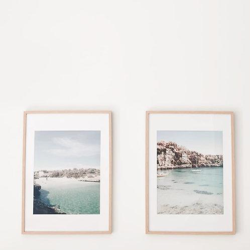 3 Photos  Collage Mallorca Beach