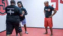 Group Systema Martial Arts Training