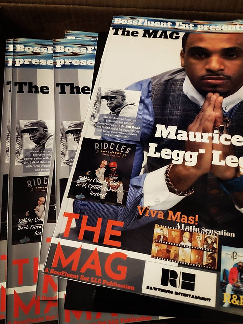 The MAG Spring '21 Issue