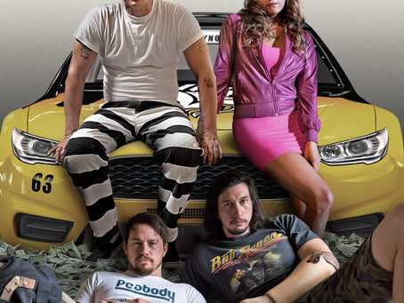 Logan Lucky (aka Ocean's 7/11) is the most underrated film of the 21st century.
