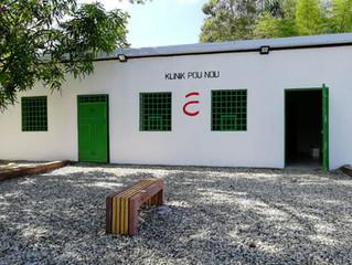 Der Bau der Klinik ist fertig gestellt