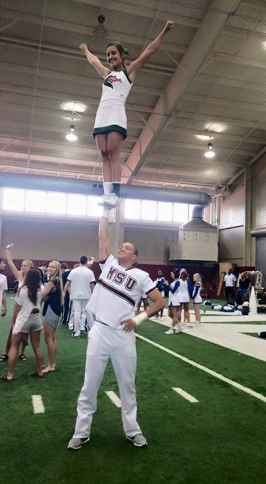 UAB Blazer Cheerleading
