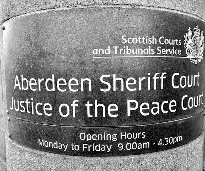 Aberdeen Sheriff Court Opening Times