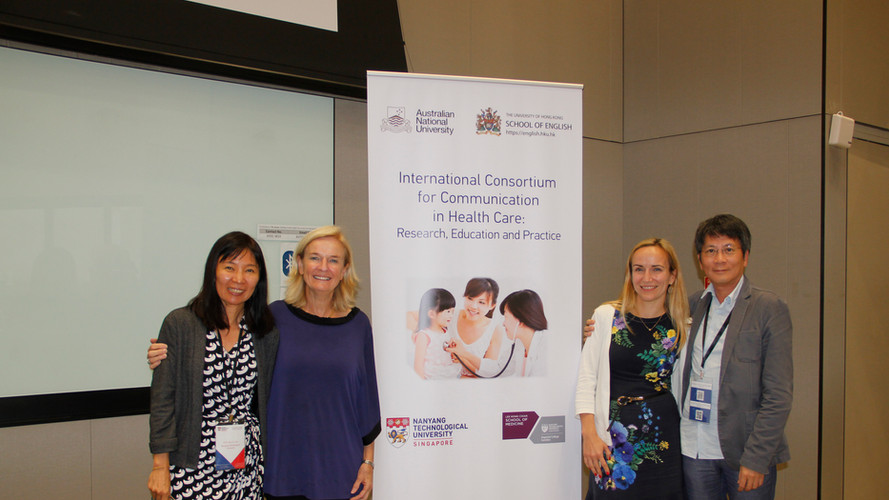 International Symposium on Communication in Health Care 2019