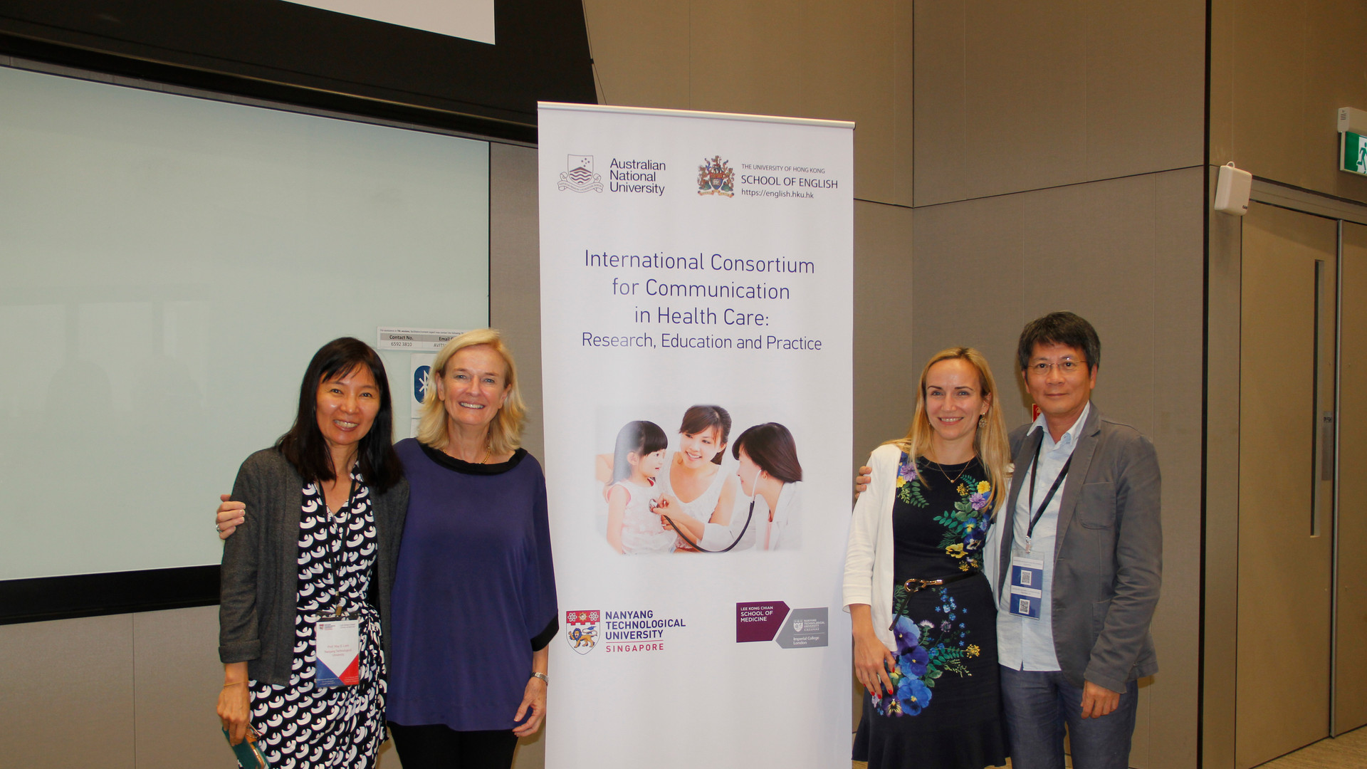 International Symposium on Communication in Health Care 2019
