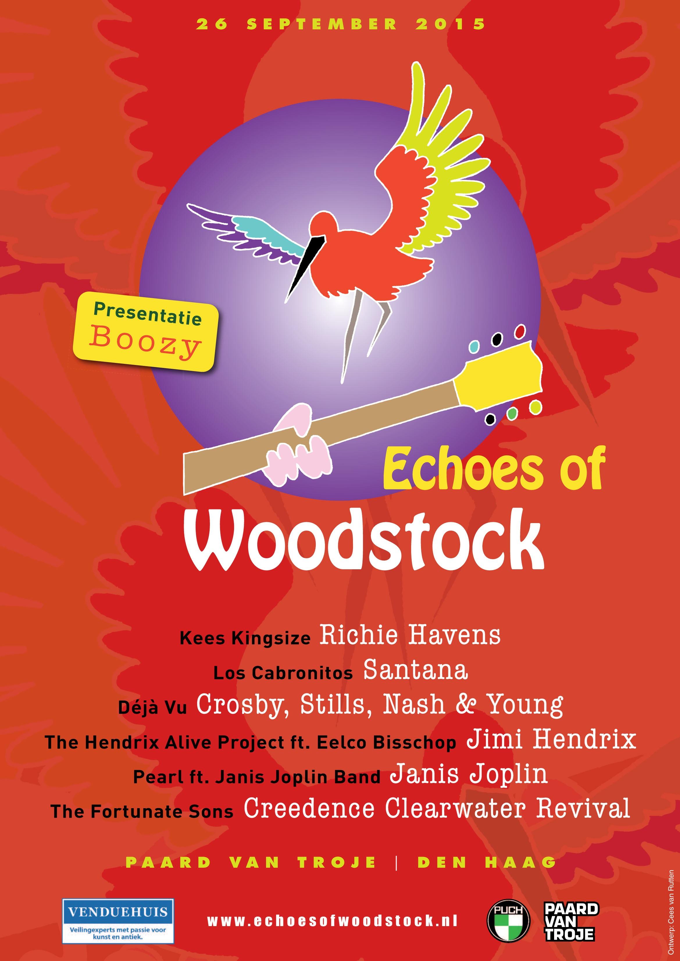 Woodstock-Paard van Troje-Den Haag