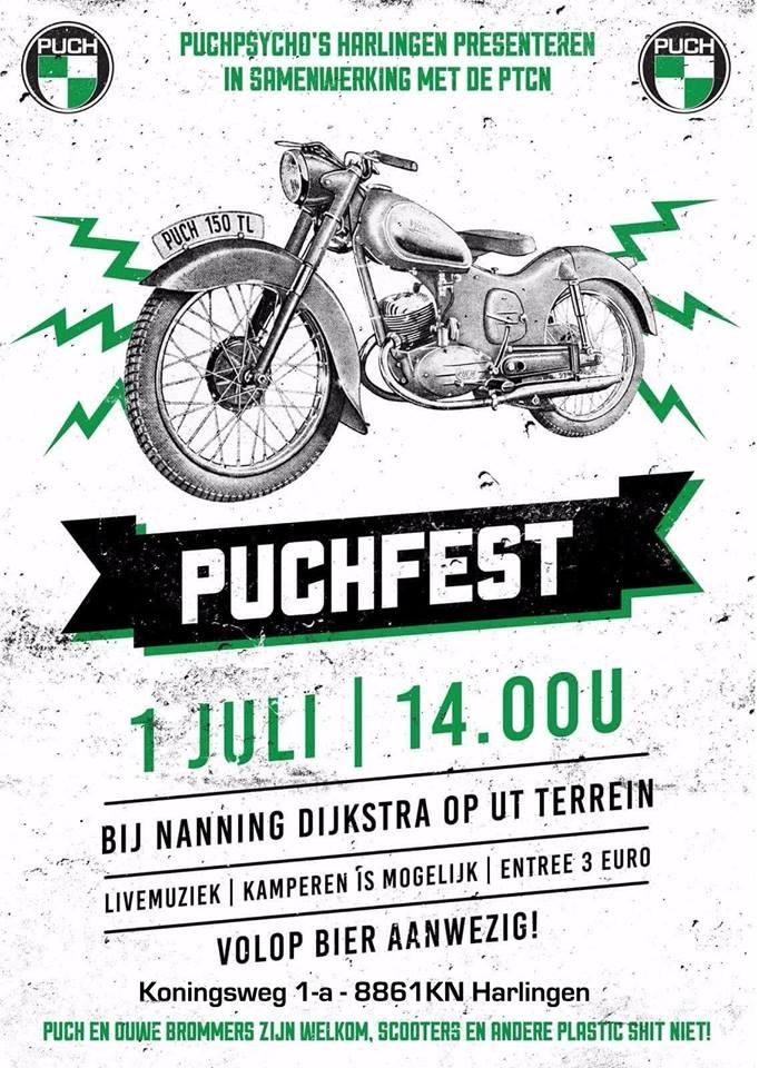 Puchfest1 juli Harlingen