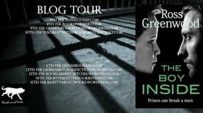 BLOG TOUR-                The Boy Inside                by Ross Greenwood  @bloodhoundbooks @RossGre