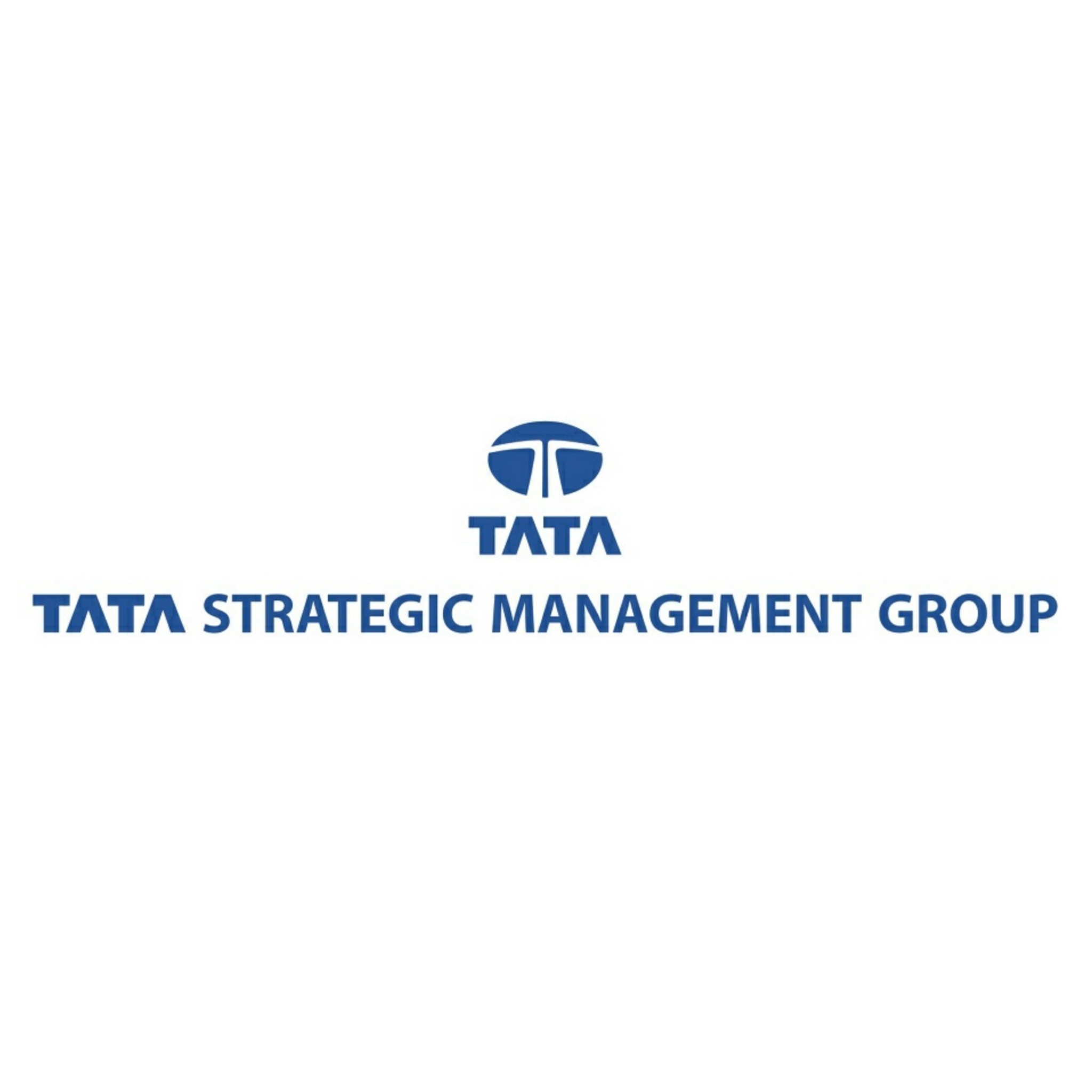 Tata Strategic Management Group Logo