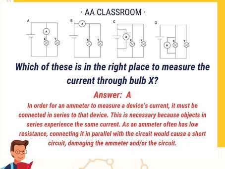Physics Week Friday Answer