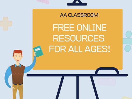 Free online resources for all ages