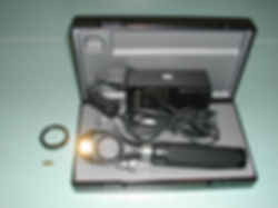 Офтальмоскоп Riester 3725-550 c ЗУ 10708