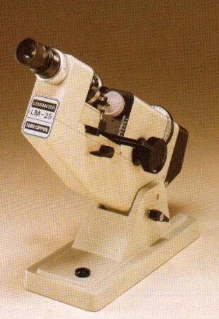 Диоптриметр линзметр LM-25 Shin Nippon Япония