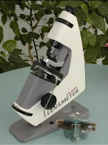 Диоптриметр линзметр LM-15 Shin Nippon Япония