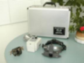 Neitz налобный бинокулярный с налобной фиксацией