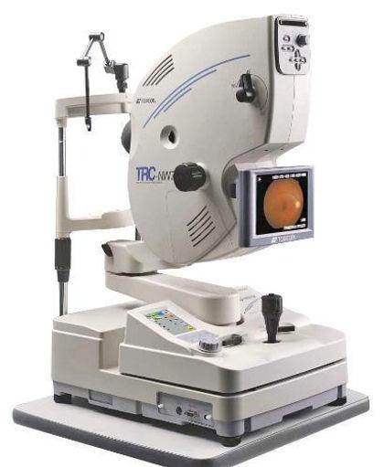 Ретинальная камера TRC-NW7SF, Topcon