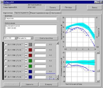 Компьютерная программа Зебра 3