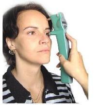 Измерение ВГД тонометром Icare