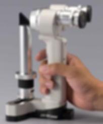 Ручная щелевая лампа XL-1