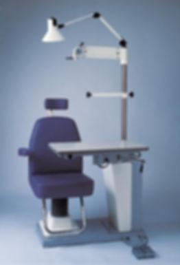 Рабочее место врача офтальмолога UN-301 Takagi Япония