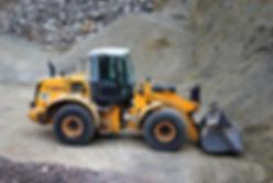 carrière cavité mine argile matériaux silice métaux calcaire granulats
