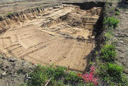 dépollution terrassement excavation polluants sites et sol pollués