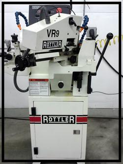 Rottler VR9 Valve Facer