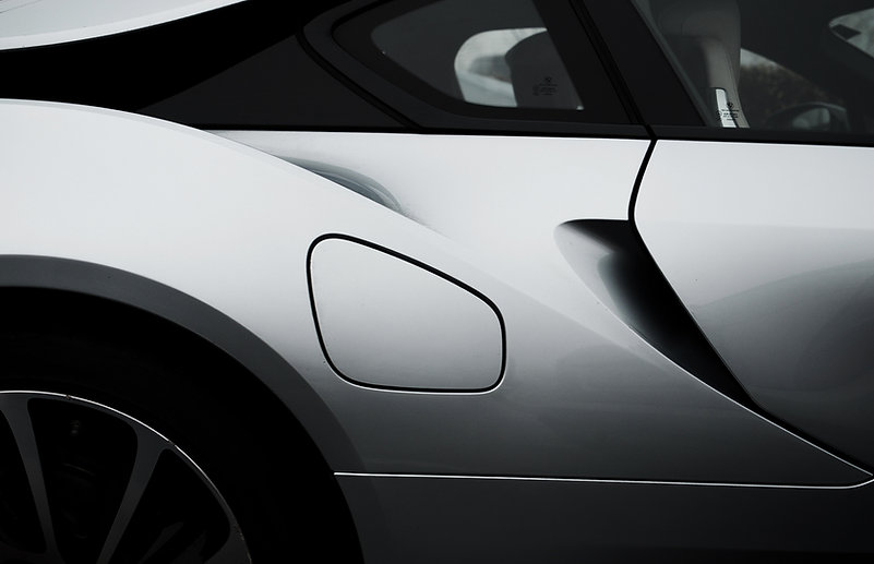 Sølvbil