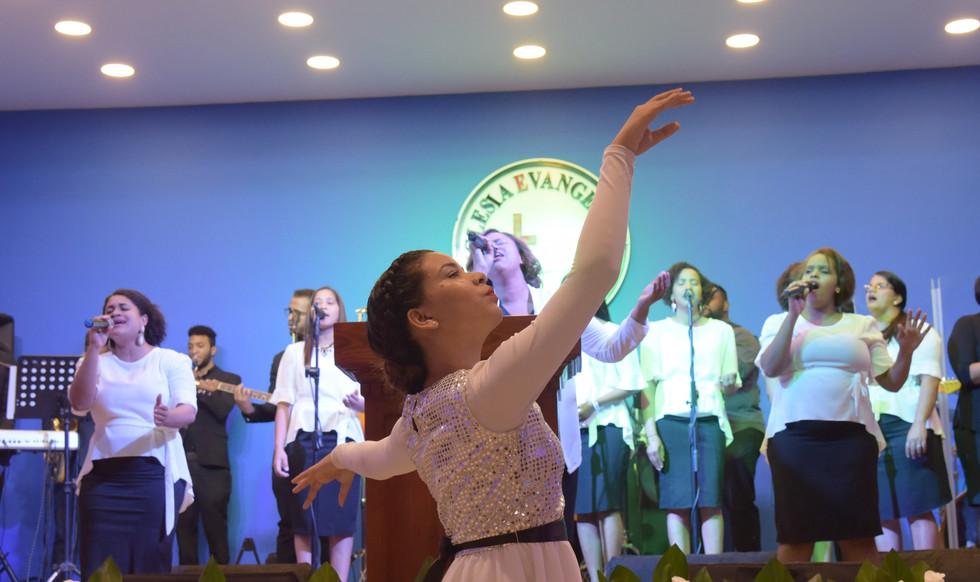 Danza Inauguración