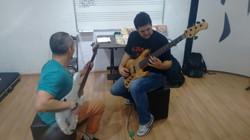 Serginho Carvalho e Ney Neto